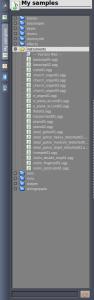 Sample | LMMS - Linux MultiMedia Studio