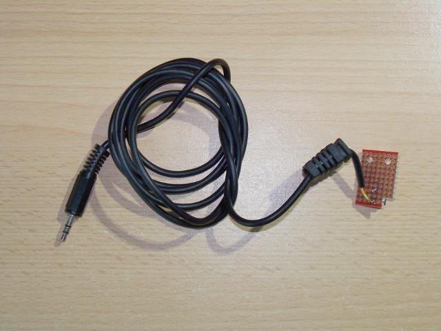 Przewód z mikroprzełącznikiem na płytce drukowanej | Pedał sustain DIY