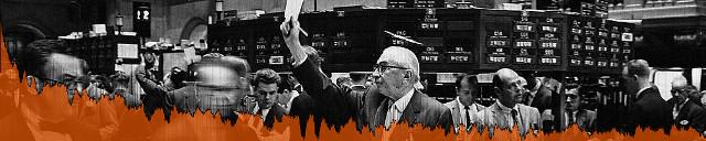 Muzyka rynku - oscylacje indeksu