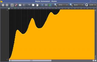 Ścieżka poziomu | LMMS - Automatyka w Linux MultiMedia Studio