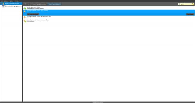 Centrum oprogramowania Ubuntu   LMMS - Wtyczka VeSTige i instalacja pluginów VST