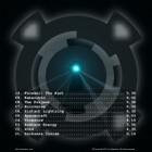 Tył okładki albumu Vibender - The Chosen One